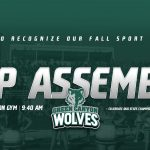 Fall Sports Pep Assembly