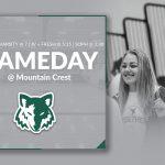 Girls Basketball @ Mountain Crest
