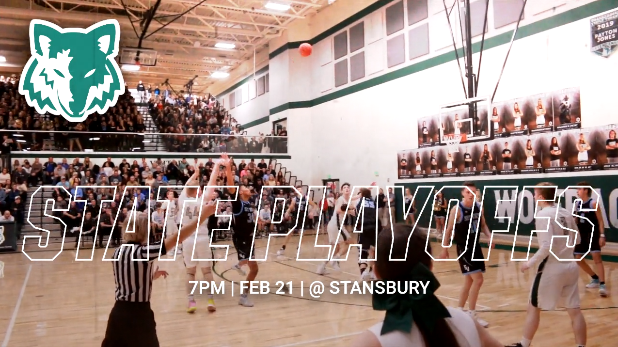 STATE PLAYOFFS – BOYS B-BALL @ STANSBURY