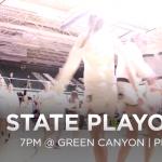 STATE PLAYOFFS – Girls Basketball vs. Bear River