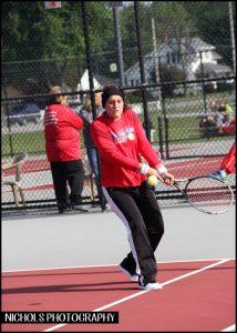 Varsity Girls Tennis 2014