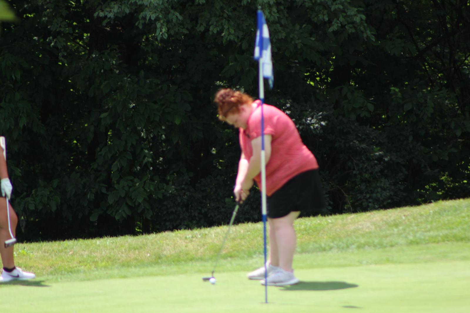 Girls Golf '20
