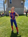 Nevaeh Powell Drives in Four to Seal Elwood Panthers Victory Over Jay County