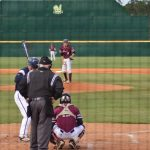 Magnolia High School Varsity Baseball beat Tomball Memorial High School 2-0