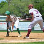 Magnolia High School Varsity Baseball falls to Brenham High School 1-0