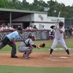 Magnolia High School Varsity Baseball beat Magnolia West High School 5-1