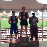 Nigh Wins Big at State Track Meet