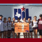 Magnolia HS Girls' Cross Country STATE BOUND!