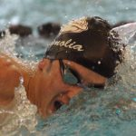 Swim & Dive Bulldogs take Girls' District Title while Boys Finish a Strong Second