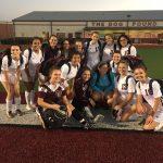 Magnolia High School Girls Junior Varsity Soccer beat Huntsville High School 2-0