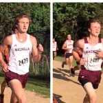 Magnolia High School Boys Varsity Cross Country finishes 6th place