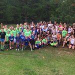 Bear Branch Junior High Cross Country- Magnolia Meet was a success