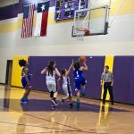 Girls 8th Grade Basketball beats Montgomery Junior High 33 – 8
