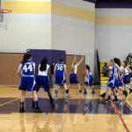 Girls 7th Grade Basketball falls to Montgomery JH Tournament 2 – 0