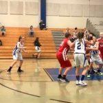 Girls 7th Grade Basketball falls to Creekside Park JH 24 – 20