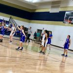Girls 8th Grade Basketball beats Oak Hill 29 – 4