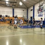 Girls 7th Grade Basketball beats White Oak Junior High 19 – 12