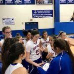 Girls 8th Grade Basketball beats White Oak Junior High 31 – 6