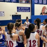 Girls 8th Grade Basketball beats Waller junior High 48 – 6