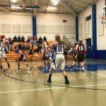 Girls 7th Grade Basketball beats Waller JH 30 – 17