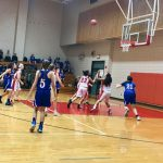 Girls 8th Grade Basketball falls to Tomball Junior High 33 – 13