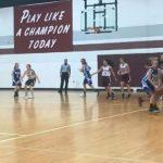 Girls 7th Grade Basketball beats Shultz JH 37 – 21