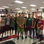 Boys Varsity Powerlifting finishes 2nd place at Oak Ridge Powerlifting Meet