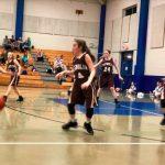 Girls 7th Grade Basketball beats Magnolia JH 28 – 23