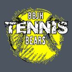 BEAR BRANCH JUNIOR HIGH TENNIS TEAM DEFEATS OAK HILL