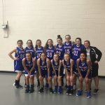 Girls 8th Grade Basketball beats Brabham Middle School 38 – 19