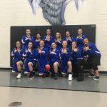 Girls 8th Grade Basketball beats Tbd 43 – 18