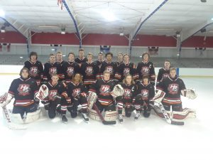 2018-2019 Hockey Team