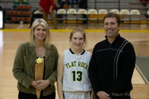 Girls Basketball Parents Night