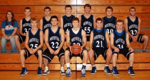 V/JV Boys Basketball