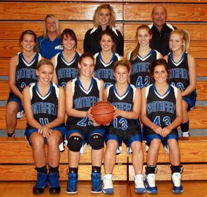 V/JV Girls Basketball