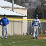 Varsity Baseball Off to Rough Start