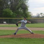 Keaffaber Fires 3-Hit Shutout at Whitko