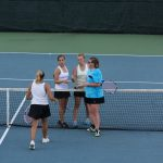 Richter/Beck Win at Doubles in Regional