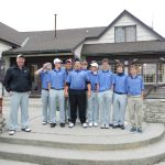 Norse Golfers Win on Senior NIght