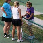 3 Make All-TRC Tennis Team