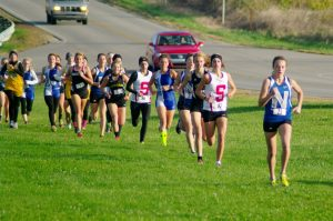 Norse Cross Country At TRC Meet
