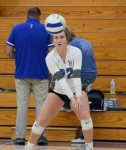 Volleyball vs. North Miami (Photos courtesy of Clayton Tomlinson)