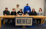 Clayton Tomlinson and Jarret Shafer Sign with UNOH Baseball