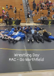 Northfield Middle School Wrestling finishes 6th place at RRC Tournament