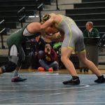 Central Montcalm High School Boys Varsity Wrestling falls to Carson City-Crystal High School 72-10