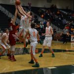 Central Montcalm High School Boys Varsity Basketball falls to Big Rapids High School 83-45