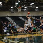 Central Montcalm High School Girls Varsity Basketball beat Fremont High School 35-32
