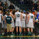 Central Montcalm High School Boys Varsity Basketball beat White Cloud High School 55-38