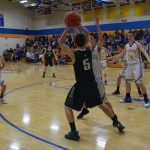 Central Montcalm High School Boys Varsity Basketball falls to Carson City-Crystal High School 53-34
