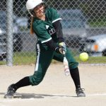 Central Montcalm High School Junior Varsity Softball beat Big Rapids High School 18-2